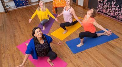 Lila Yoga | Cours de yoga & bien-être en Gironde